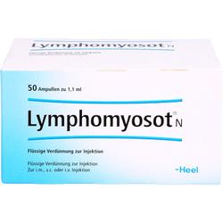 LYMPHOMYOSOT N Ampullen 50 St.