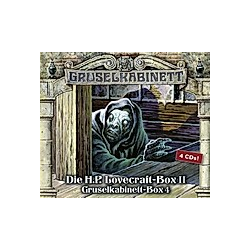 Gruselkabinett-Box - Hörbuch