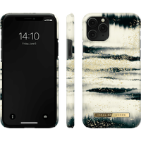 IDEAL OF SWEDEN Fashion, Backcover, Apple, iPhone 11 Pro, XS, X, Black/Gold
