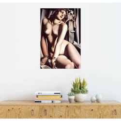 Posterlounge Wandbild, Die Sklavin 60 cm x 90 cm