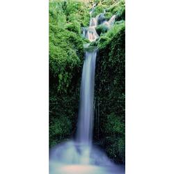 Papermoon Fototapete Zaragoza Falls - Türtapete, matt, (2 St), Vlies, 2 Bahnen, 90 x 200 cm