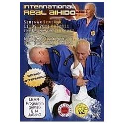 International Real Aikido Seminar 2011 - DVD  Filme