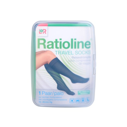 RATIOLINE Travel Socks Gr.36-40 2 St