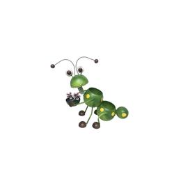 HTI-Line Blumentopf Blumentopf Raupe (1 Stück)