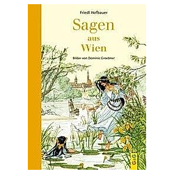 Sagen aus Wien. Friedl Hofbauer  - Buch