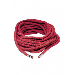 Japanese Silk Rope Red