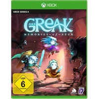 Greak: Memories of Azur [Xbox Series X