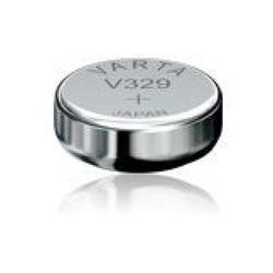 VARTA V 329 Uhrenbatterie Batterie