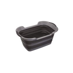 Neuetischkultur Wäschekorb Waschkorb faltbar MasterClass grau