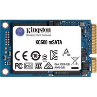 Kingston KC600 SSD 1024GB SATA3 mSATA - SKC600MS/1024G