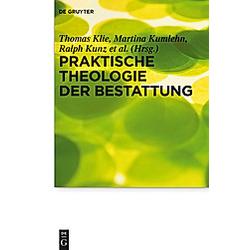 Praktische Theologie der Bestattung - Buch