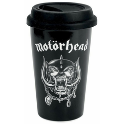 Motörhead Becher MOTÖRHEAD REISEBECHER KERAMIK + BOX NEU TOP, Keramik