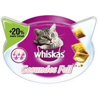 Whiskas Gesundes Fell 6 x 72 g