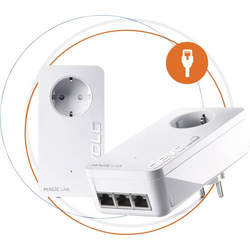 Devolo Magic 2 Powerline Starter Kit 2.4 GBit/s