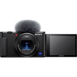 Sony Vlog-Kamera ZV-1 Kompaktkamera (20,1 MP, WLAN (Wi-Fi), Bluetooth)