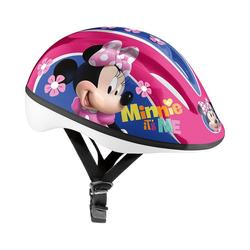 STAMP Kinderfahrradhelm Die Eiskönigin Fahrradhelm rosa 53-56