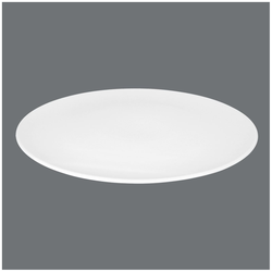 Seltmann Weiden RONDO/LIANE weiß 007 uni Tortenplatte 30 cm