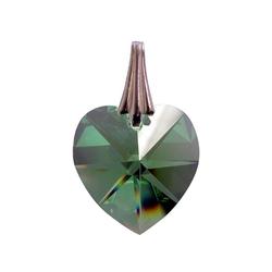 Adelia´s Amulett, Kristallherz Grün
