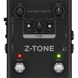 IK Multimedia Z-Tone Buffer Boost Gitarreneffekt Booster