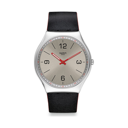 Swatch Herrenuhr Skinmetal SS07S104