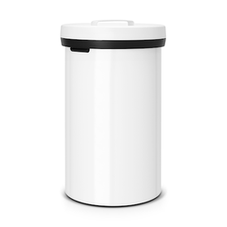 Brabantia Großer Mülleimer Weiß 60 L