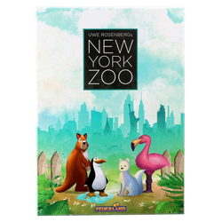 Feuerland Spiel, Feuerland New York Zoo (deutsch)