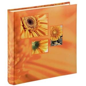 Hama Singo 00106252 Fotoalbum (B x H) 30cm x 30cm Orange 100 Seiten