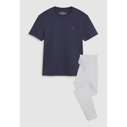 Next Pyjama Pyjama-Set aus Jersey (2 tlg) Christmas Novelty 33 - XL