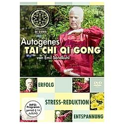 Autogenes Tai Chi Qi Gong - DVD  Filme