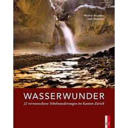Wasserwunder als Buch von Ueli Brunner