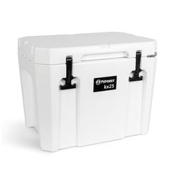 Petromax Kühlbox 25 Liter alpenweiß