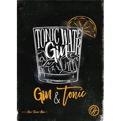 Gin Postkarte No.11