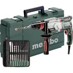 Metabo UHE 2660-2 Quick Set SDS-Plus-Meißelhammer, Bohrhammer, Kombihammer 800W inkl. Koffer, inkl.