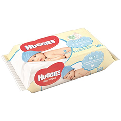 Huggies Pure Baby Wipes