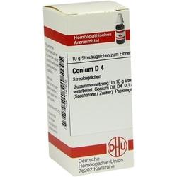 CONIUM D 4 Globuli 10 g