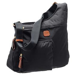 Brics X-Bag Umhängetasche 32 cm - black