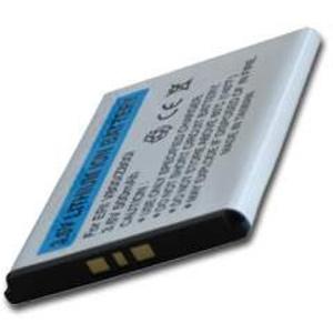 AccuCell Akku passend für Sony Ericsson BST-33, 500mAh