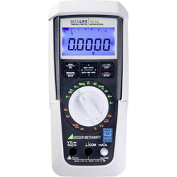 Gossen Metrawatt SECULIFE HIT AM Hand-Multimeter kalibriert (DAkkS-akkreditiertes Labor)