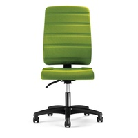 Prosedia Yourope 4451 ohne Armlehnen grün / schwarz