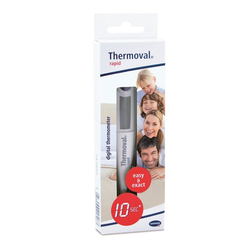 THERMOVAL rapid digitales Fieberthermometer 1 St