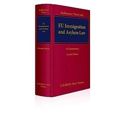EU Immigration and Asylum Law - Buch