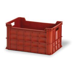 Kunststofftransportbehälter für fleisch, ozt 50-30, 600 x 400 x 325 mm