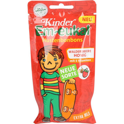 EM EUKAL Kinder Bonbons Walderdbeere-Honig zh. 75 g