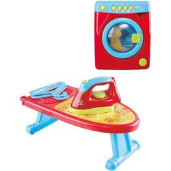 Playgo Kaufladen WASH AND IRON SET B/O