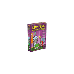 Pegasus Spiel, Munchkin: Grimme Mären (Spiel)