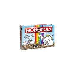 Winning Moves Spiel, Monopoly Pummeleinhorn