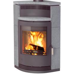 Fireplace Kaminofen Lyon, 8.8 kW, Zeitbrand