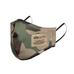 Alpha Industries Tactical Face Mask Alltagsmaske
