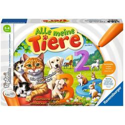 Alle meine Tiere tiptoi Spiele/Puzzles