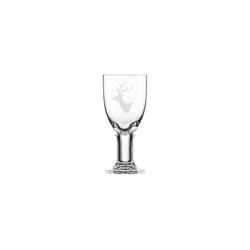 Eisch Rotweinglas CHALET Rotweinglas 340 ml (1-tlg), Glas